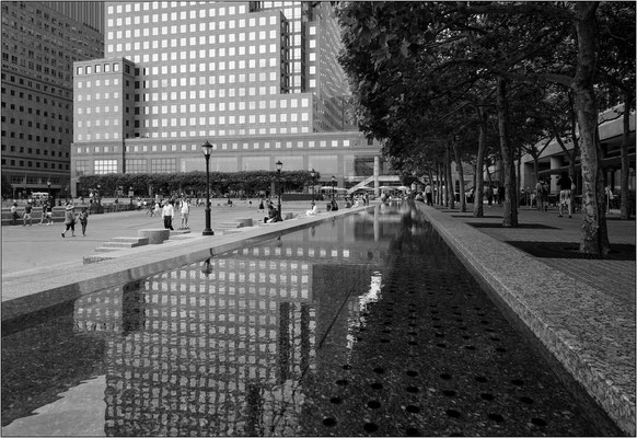 New York City: Brookfield Place - © Massimo Vespignani