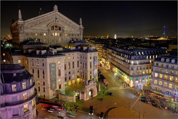 Place Diaghilev e l'Opéra Garnier - © Massimo Vespignani