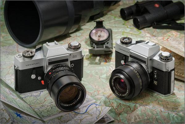 Leicaflex SL - © Massimo Vespignani