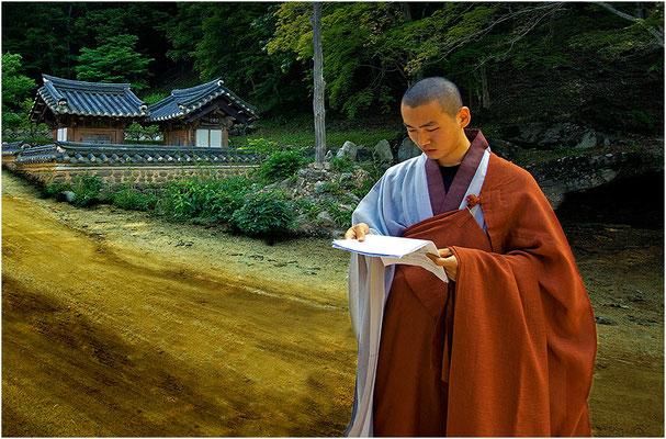 Suncheon: monastero Song Kwang Sa - © Massimo Vespignani