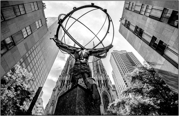 New York City: Rockefeller Center - © Massimo Vespignani