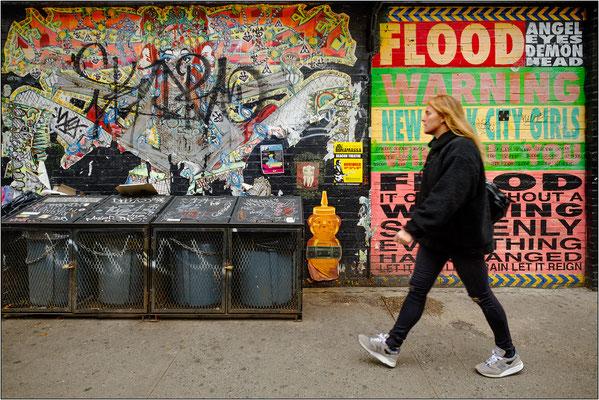 Quartiere East Village - © Massimo Vespignani