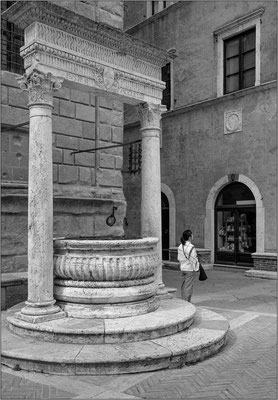 Pienza - © Massimo Vespignani