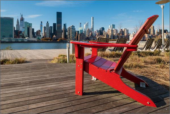 Lungofiume di Long Island City - © Massimo Vespignani