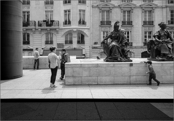 Piazzale del Musée D'Orsay - © Massimo Vespignani