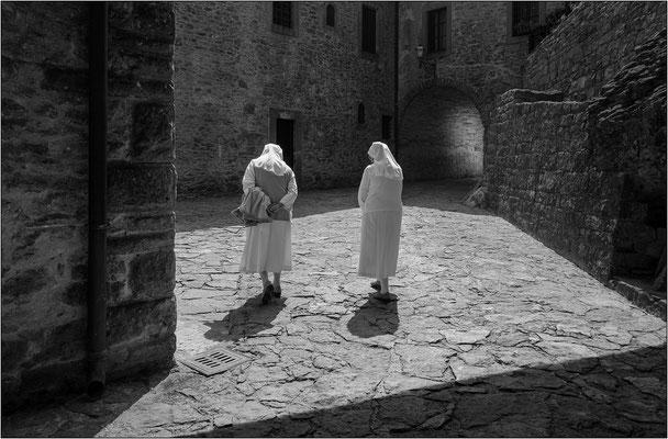 Santuario de La Verna - © Massimo Vespignani