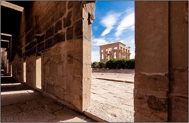 Assuan: tempio di Philae - © Massimo Vespignani