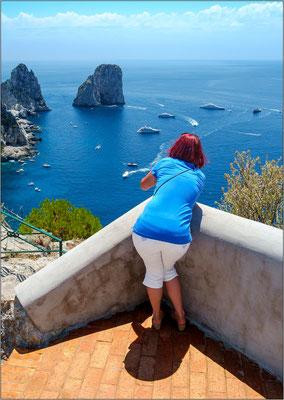 Isola di Capri - © Massimo Vespignani