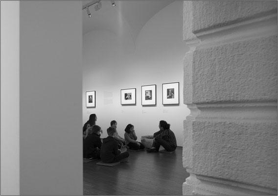 Vienna: Museo Albertina, collezione di opere fotografiche - © Massimo Vespignani