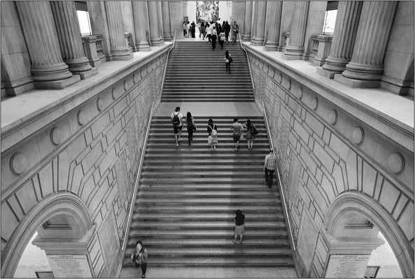 New York City: Metropolitan Museum of Art - © Massimo Vespignani