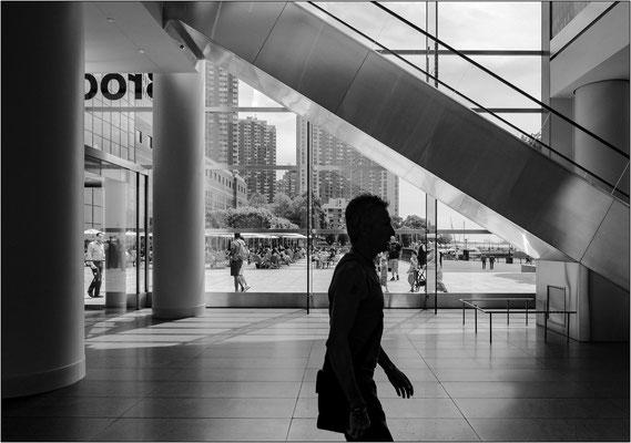 New York City: Brookfield Place - © Massimo Vespignani