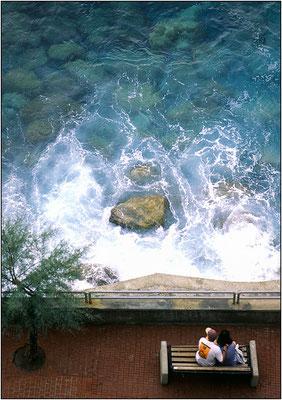 Cinque Terre: Monterosso - © Massimo Vespignani