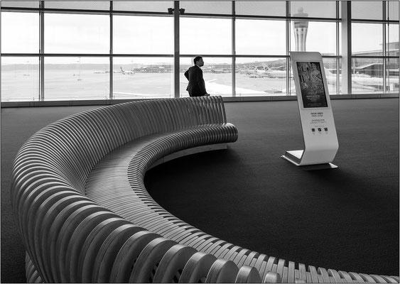 Seoul: aeroporto internazionale Incheon - © Massimo Vespignani