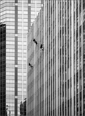 Chicago: lavavetri - © Massimo Vespignani
