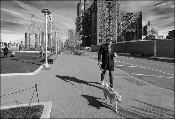 Domino Park, nel quartiere Williamsburg - © Massimo Vespignani