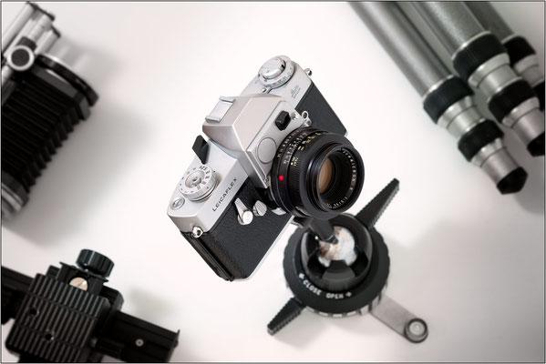 Leicaflex - © Massimo Vespignani