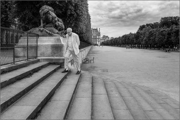 Jardin des Tuileries - © Massimo Vespignani