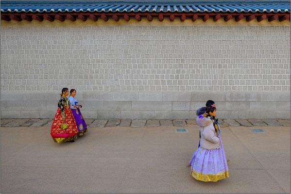Seoul: Gyeongbokgung - © Massimo Vespignani