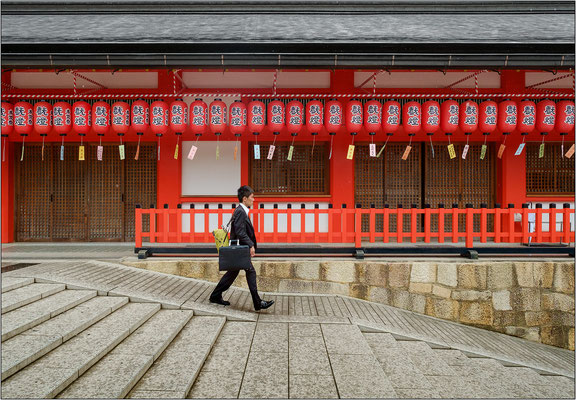 Fushimi Inari-taisha - © Massimo Vespignani