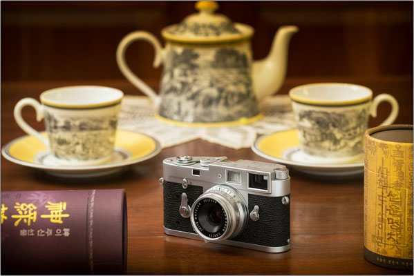 Leica M 2 - © Massimo Vespignani
