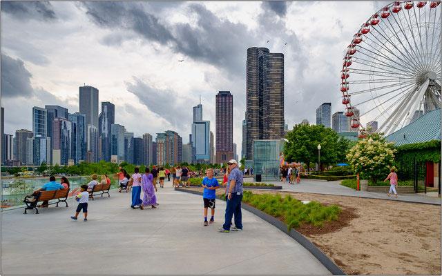 Chicago: Navy Pier - © Massimo Vespignani