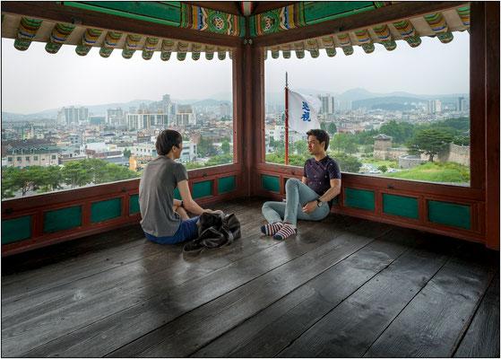 Suwon: fortezza Hwaseong - © Massimo Vespignani