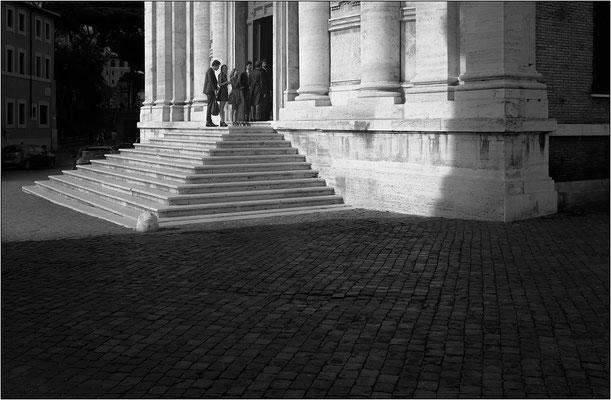 Roma: Chiesa dei Santi Luca e Martina - © Massimo Vespignani