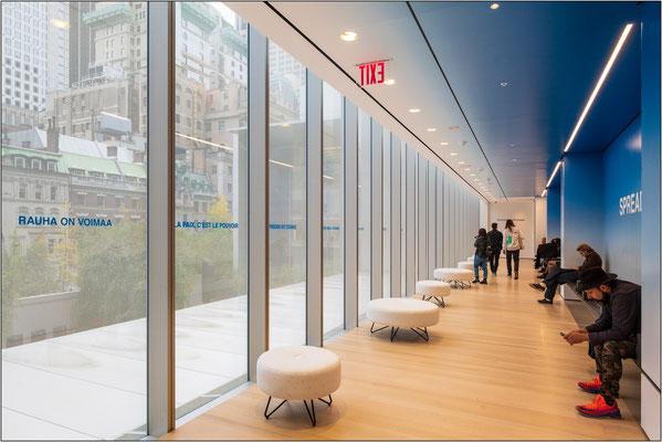 Museum of Modern Art (MoMA) - © Massimo Vespignani