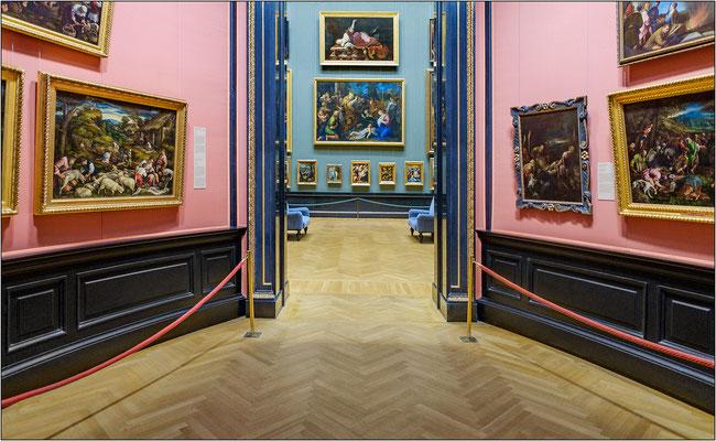 Vienna: Kunsthistorisches Museum - © Massimo Vespignani