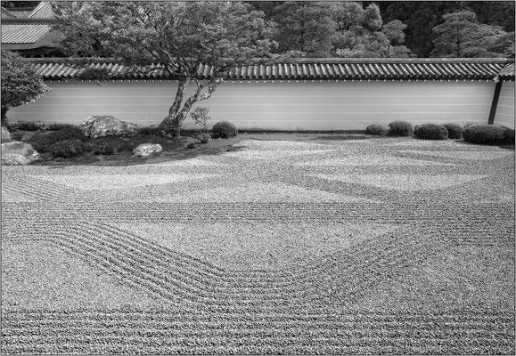 Giardino zen a Nanzen-ji  - © Massimo Vespignani