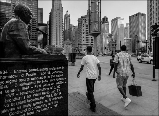 Chicago: Magnificent Mile - © Massimo Vespignani