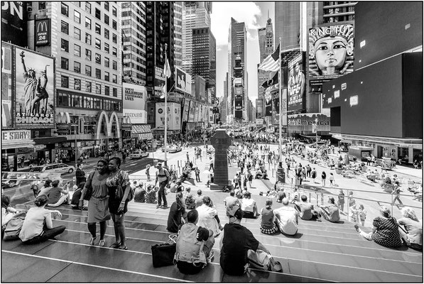 New York City: Times Square - © Massimo Vespignani