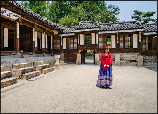 Seoul: complesso Unhyeongung - © Massimo Vespignani