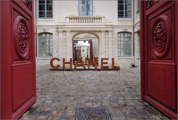 Chanel Paris Le Marais - © Massimo Vespignani