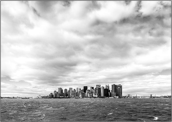 New York City: skyline - © Massimo Vespignani