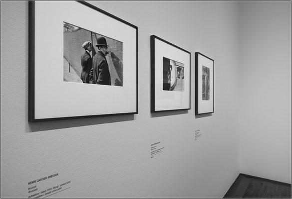 Vienna: Museo Albertina, collezione di opere fotografiche, settore Henri Cartier-Bresson - © Massimo Vespignani