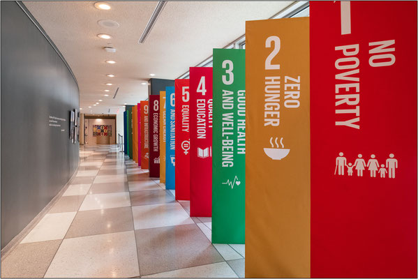 ONU: corridoio - © Massimo Vespignani