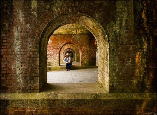 Antico acquedotto a Nanzen-ji  - © Massimo Vespignani