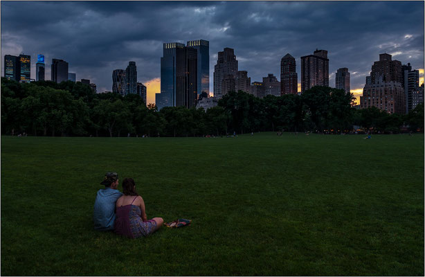 New York City: Central Park - © Massimo Vespignani
