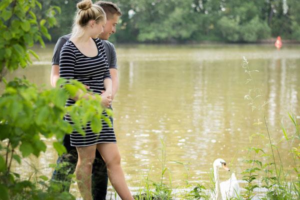 Paarshooting am Mainufer in Raunheim