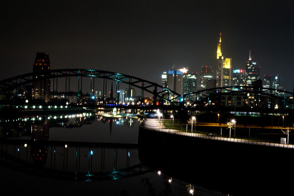 Skyline in Frankfurt am Main
