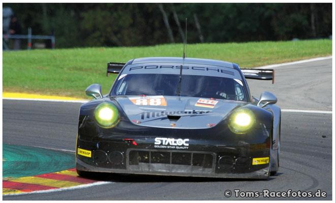 P2 Proton Competition > RODA / RIED / CAIROLI < Porsche 911 RSR 99