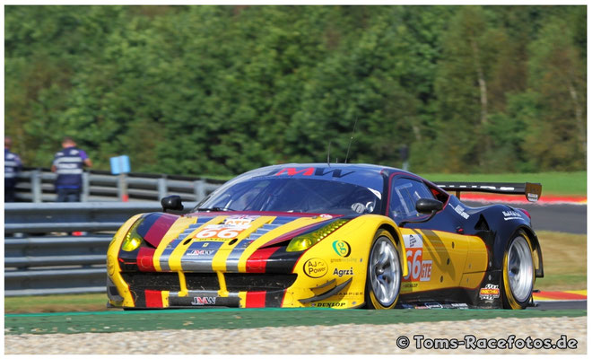 P1 JMW Motorsport > SMITH / BUTCHER / BERTOLINI < Ferrari F458 Italia