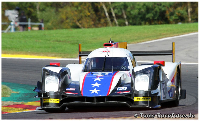 P1 Dragon Speed > HEDMAN / LAPIERRE / HANLEY <  Oreca 05 - Nissan