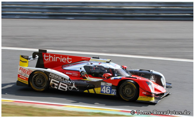 P3 Thiriet By Tds Racing > THIRIET / BECHE / HIRAKAWA < Oreca 05 - Nissan