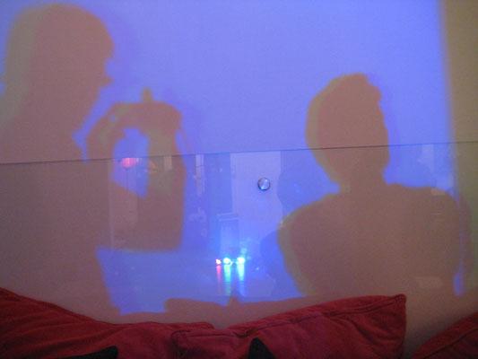 Brücken aus Glas, mit Birgitta Martin (Performance), 2014