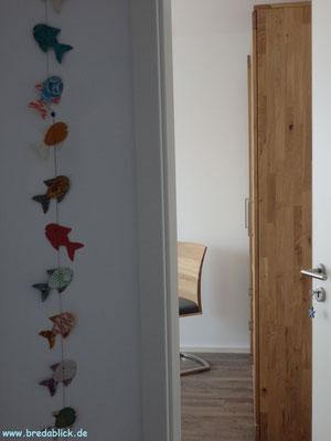 Blick in Schlafzimmer 2