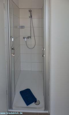 Dusche (Obergeschoss)