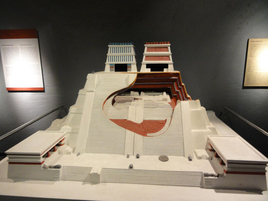 Templo Mayor, Tenochtitlán