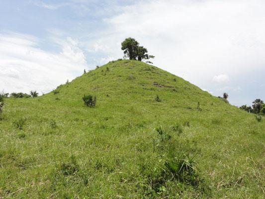 Cerro de las Mesas, al sur de la ciudad de Veracruz, impresionante energía (por los largos trayectos no va ser posible incluirlo enel viaje)